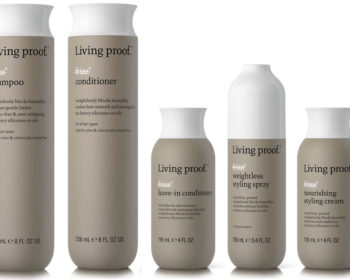 Zibazz hair studio is now proudly using Living Proof hair products