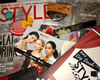 Style Magazine's Baltimore Makeup Event (Click here to see the full pictures!)
